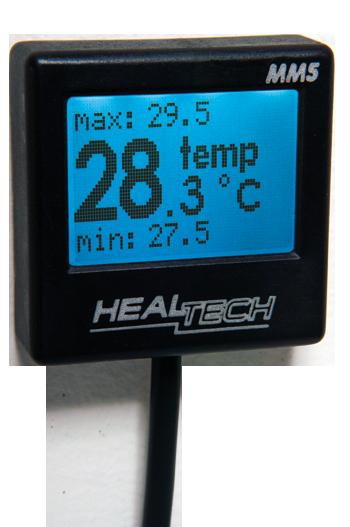 MM5 - режим измерения температуры