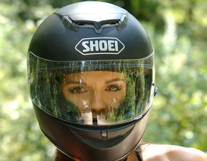 затонировать шлем для мотоцикла #9